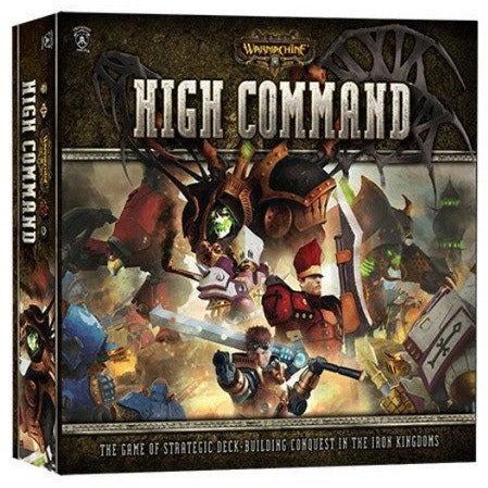 High Command DBG: Warmachine High Command