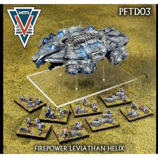 Firestorm Planet Fall: The Directorate Firepower Leviathan Helix
