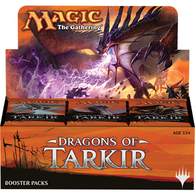 Magic the Gathering CCG: Dragons of Tarkir Booster Display (36)