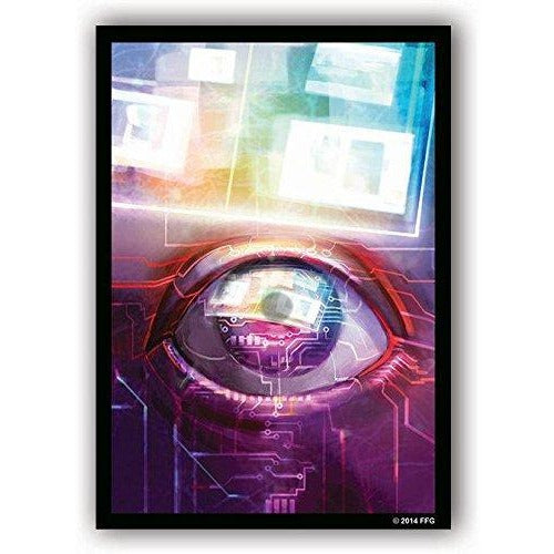 Android Netrunner: Pop-up Art Sleeves (50)