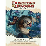 Dungeons and Dragons RPG: Essentials - Monster Vault Box