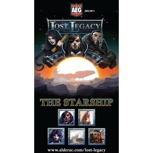 Lost Legacy 1: The Starship
