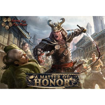 Legend of the Five Rings CCG: A Matter of Honor