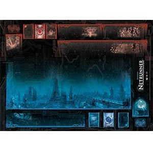 Android Netrunner:System Breach 2p P.Mat