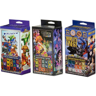 DC Dice Masters Bundle: Justice League / War of Light / Worlds Finest Starter Set