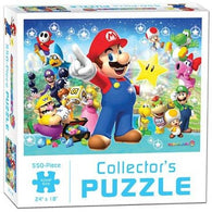 Mario Party 9 Collectors Puzzle - 550 Pieces