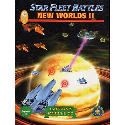 Star Fleet Battles: Module C2 - New Worlds II