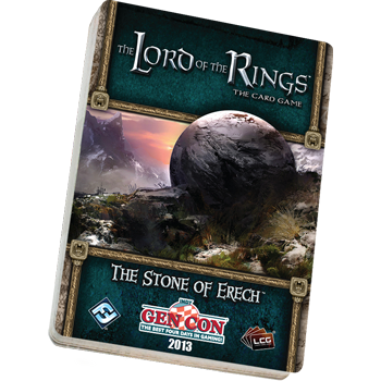 The Lord of the Rings LCG: The Stone of Erech Standalone Quest