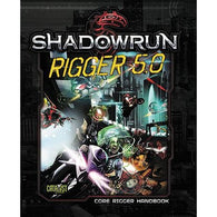 Shadowrun RPG: Rigger 5.0 Hardcover