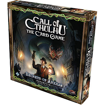Call of Cthulhu LCG: Secrets of Arkham Expansion Revised Edition