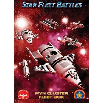 Starline 2400 Miniatures: Wyn Fleet Box
