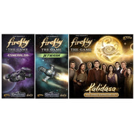 Firefly The Game Bundle: Jetwash / Esmeralda / Kalidasa Expansion
