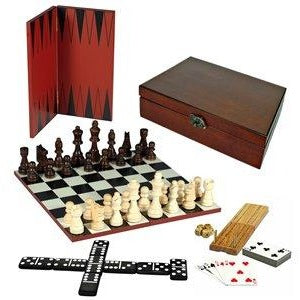 7 In 1 Deluxe Combination Game Set