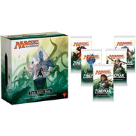 Magic the Gathering Bundle: Battle for Zendikar Gift Box 2015 and 5 Booster Packs