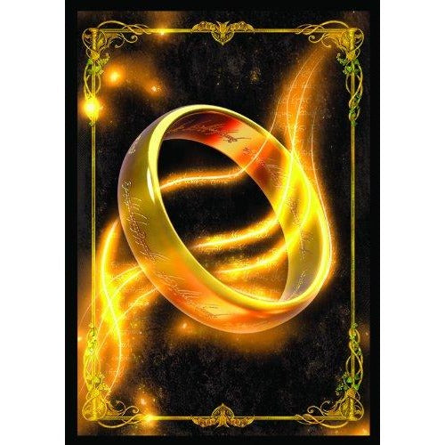 Lord of the Rings The One Ring Art Sleeves (50)