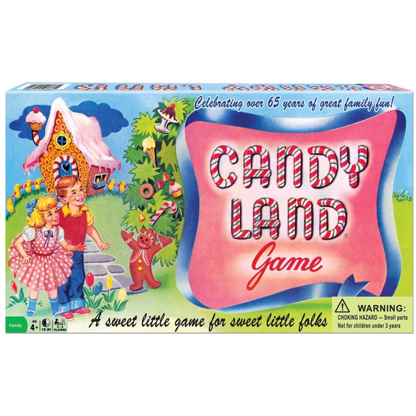 Candyland Game: 65th Anniversary Edition