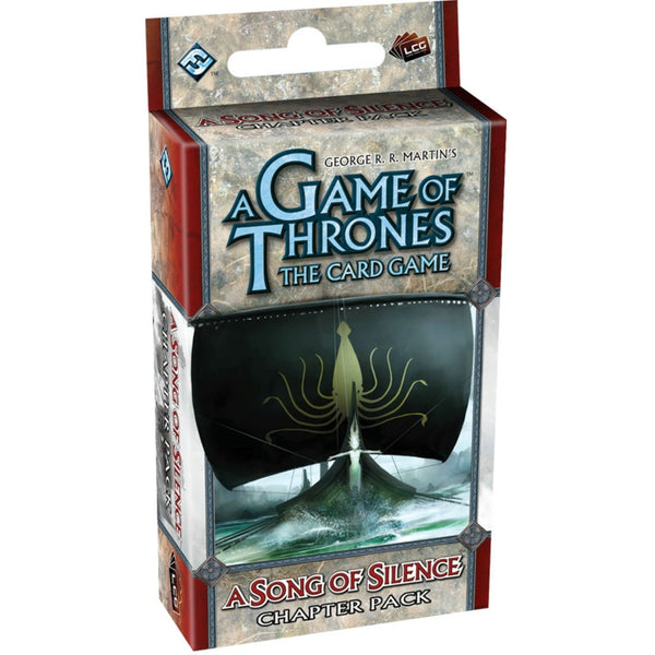 A Game of Thrones LCG: The Sound of Silence Chapter Pack