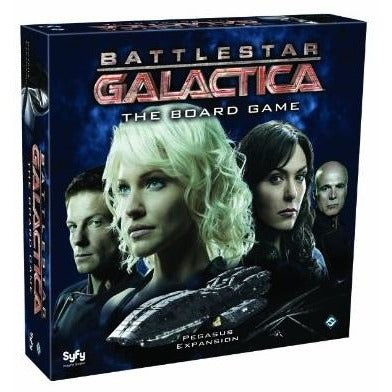 Battlestar Galactica Board Game: Pegasus Expansion