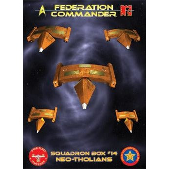 Federation Commander: Squadron Box 14