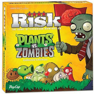 Plants VS Zombies Collectors Edition Risk