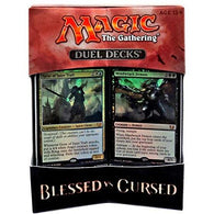 Magic the Gathering CCG: Duel Decks Blessed Vs. Cursed Display (6)