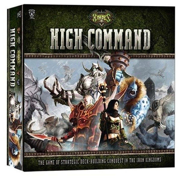 High Command DBG: Hordes High Command