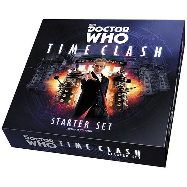 Doctor Who Time Clash: Starter Set