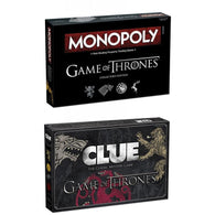 Game of Thrones Bundle: Clue and Monopoly