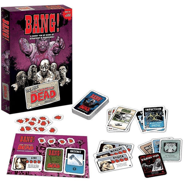 Bang!: Walking Dead Expansion