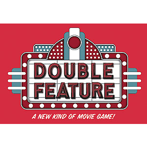 Double Feature: The Movie Game For Everyone Card Game