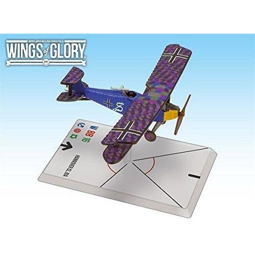 Wings of Glory: Macchi M.5 - Hannover Cl.IIIA (Luftstreitkrafte)