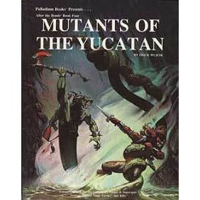 After the Bomb RPG: Mutants of the Yucatan