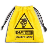 Zombie Dice Bag:  Yellow