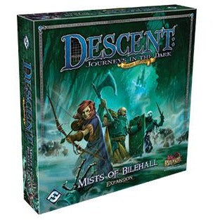Descent 2nd Edition: Mists Of Bilehall