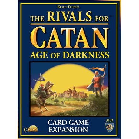 Settlers of Catan: Rivals of Catan Darkness Expansion