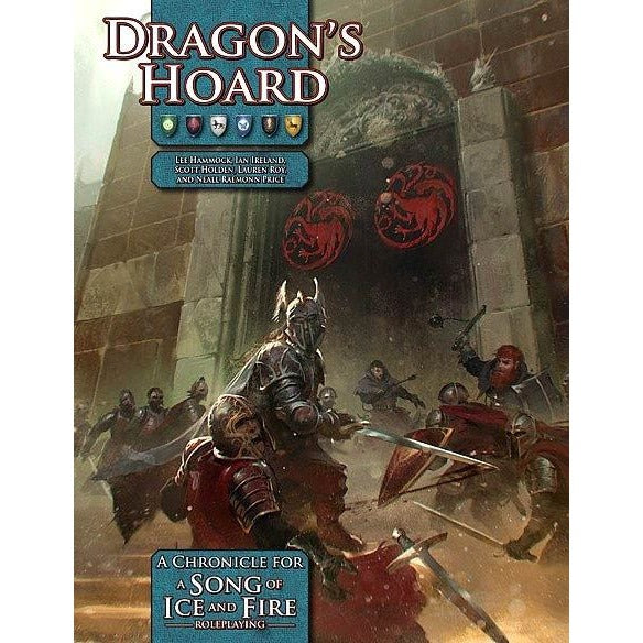 A Song of Ice and Fire RPG: Dragons Hoard