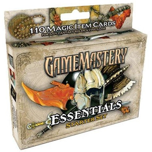 GameMastery: Item Card Essentials Double Deck