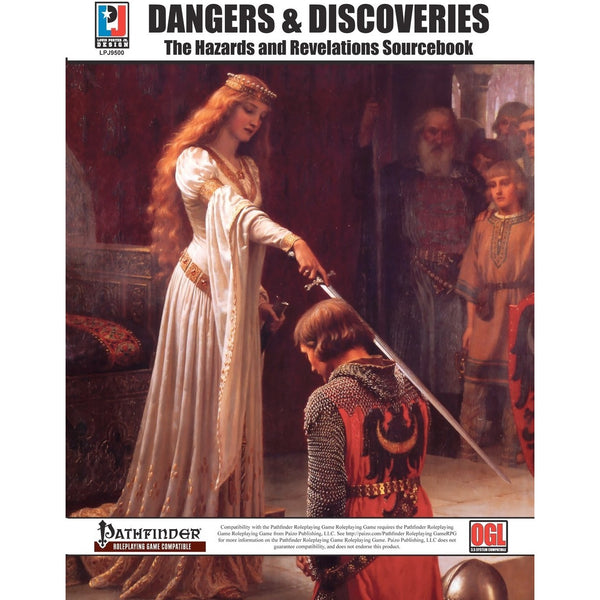 Pathfinder: Dangers and Discoveries - The Hazards and Revelations Sourcebook