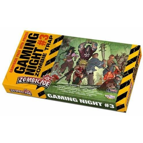 Zombicide: Game Night Kit #3