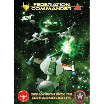 Federation Commander: Squadron Box 18