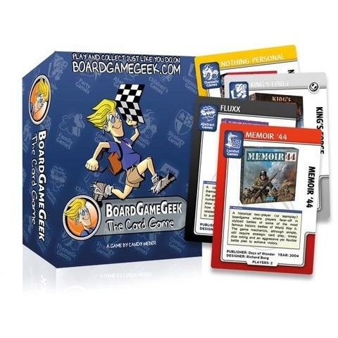 Boardgamegeek The Card Game G