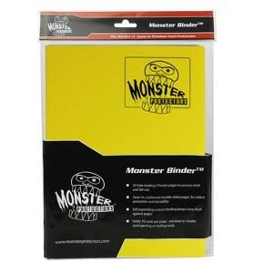 Binder: 9pkt Monster Matte Ye