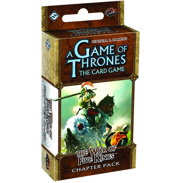 A Game of Thrones LCG: The War of Five Kings Revised Chapter Pack