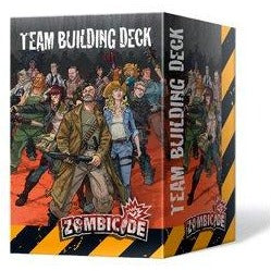 Zombicide: Tokens & Tiles - Team Building Deck