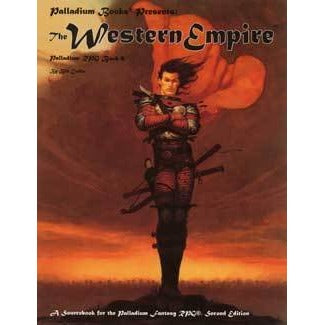 Palladium Fantasy RPG: Western Empire