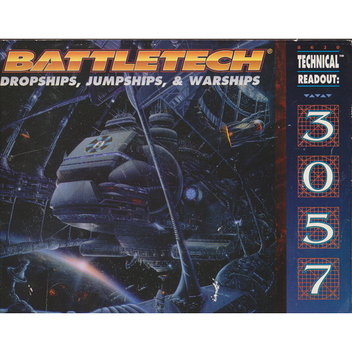 BattleTech: Technical Readout 3057
