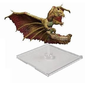 Dungeons and Dragons Attack Wing: Wave Eight Brass Dragon Expansion Pack