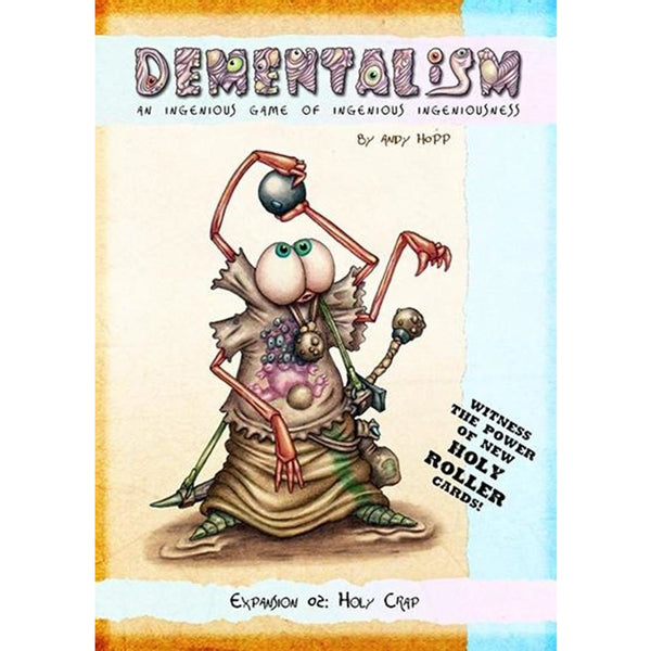 Dementalism: Holy Crap Expansion 2