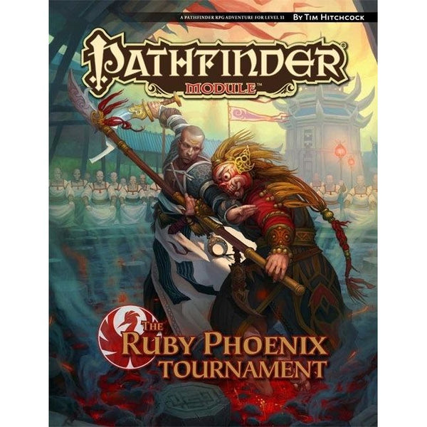 Pathfinder Module: Ruby Phoenix Tournament