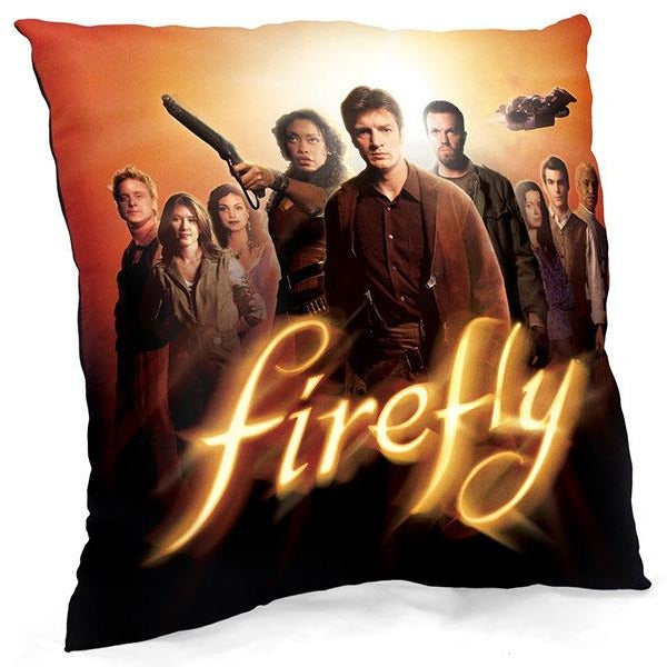Firefly: Crew Throw Pillow